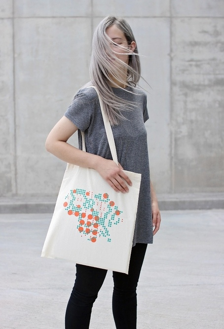 Tote Bag LT Map